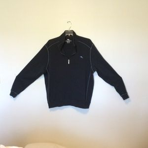 Tommy Bahama- pullover - zip up